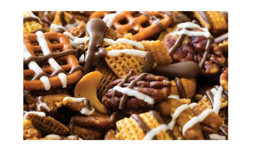 Wickedly good trail mix