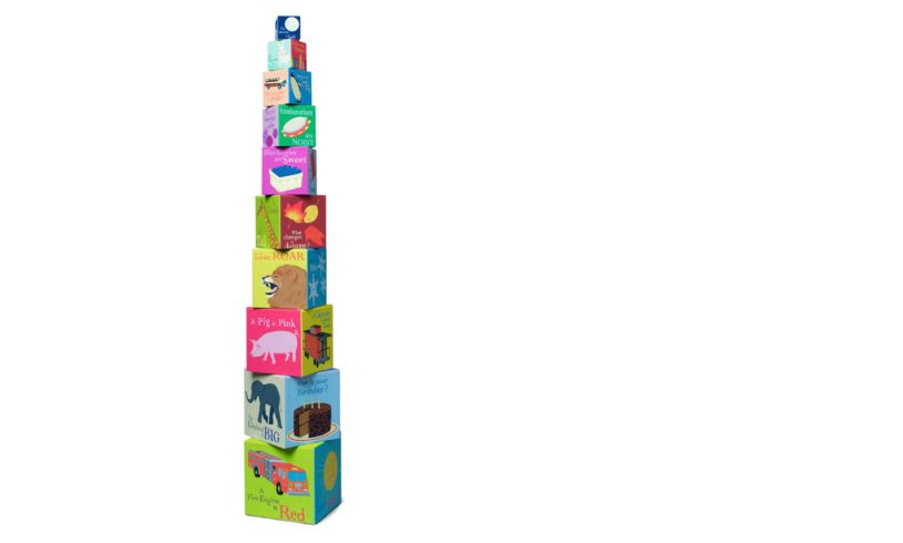 tall tot tower blocks