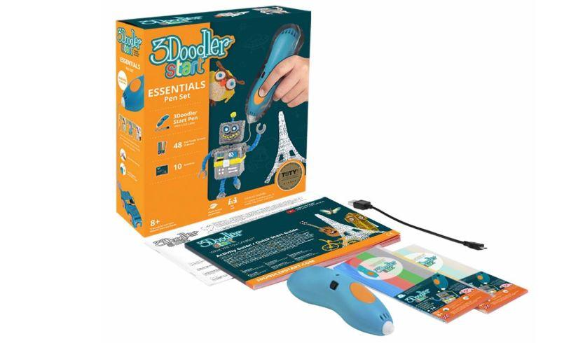 smart 3d pen essential set for kids