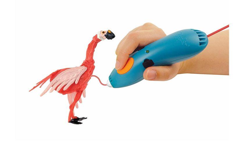 3d pen creates animals