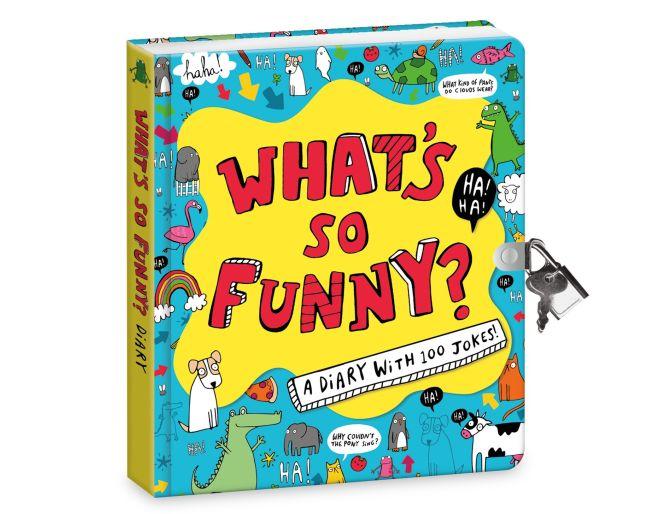 What's So Funny? - Joke Diary