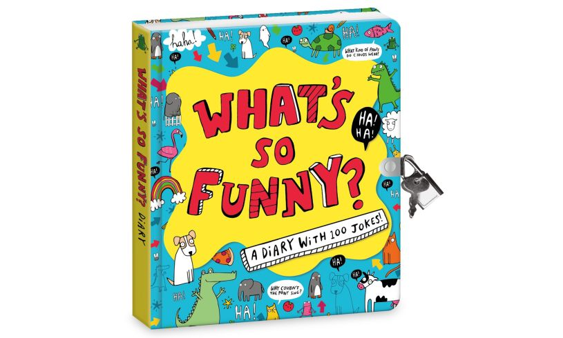 What's So Funny? - Joke Diary
