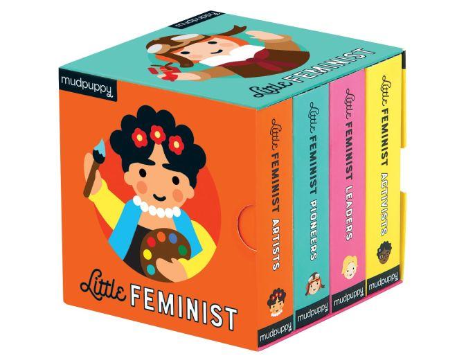 box set little feminist books