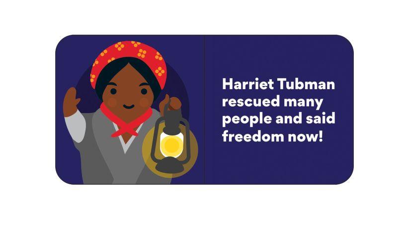 Harriet Tubman book for kids