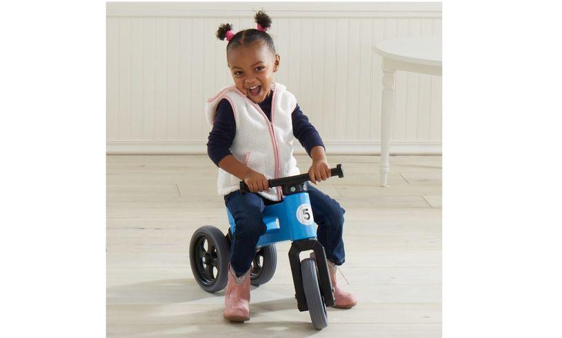 Convertible Balance Bike Lifestyle