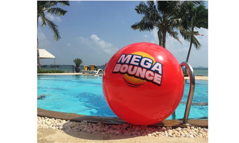 huge mega bounce