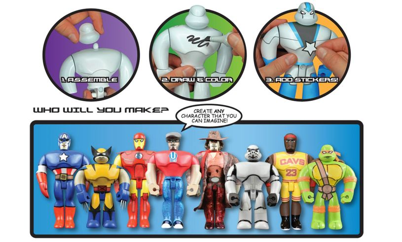 which super hero will you make?
