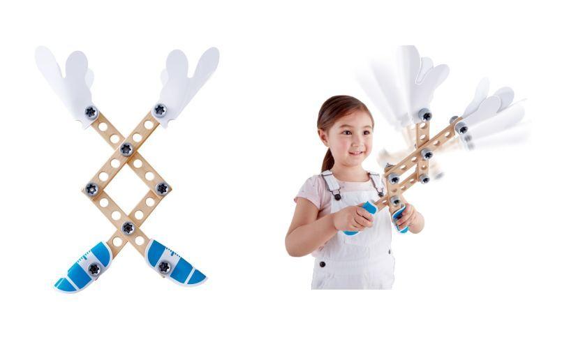 Junior Inventor Hands