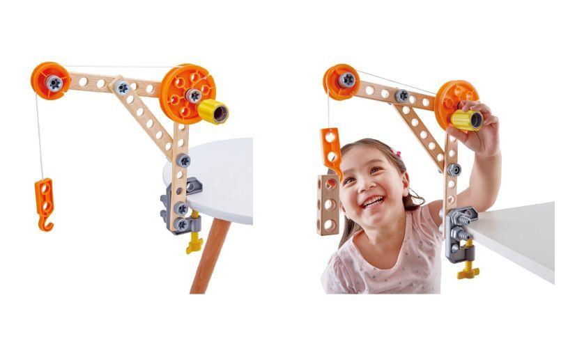 Junior Inventor Crane
