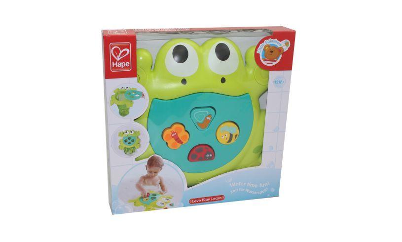 Feed-Me Bath Frog Pack