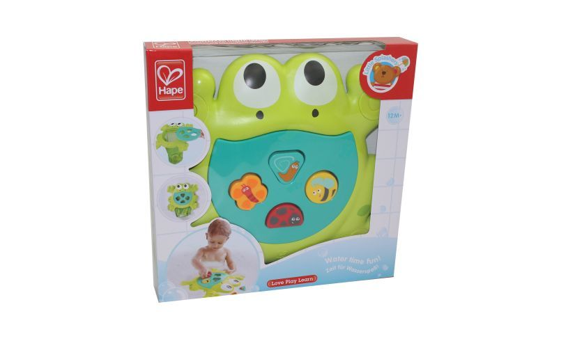 Feed-Me Bath Frog Pack