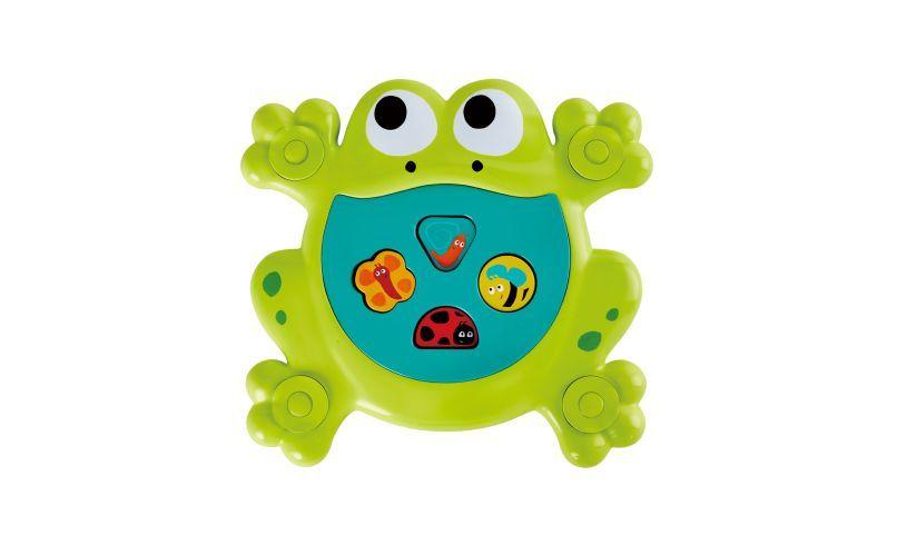 Feed-Me Bath Frog Detail
