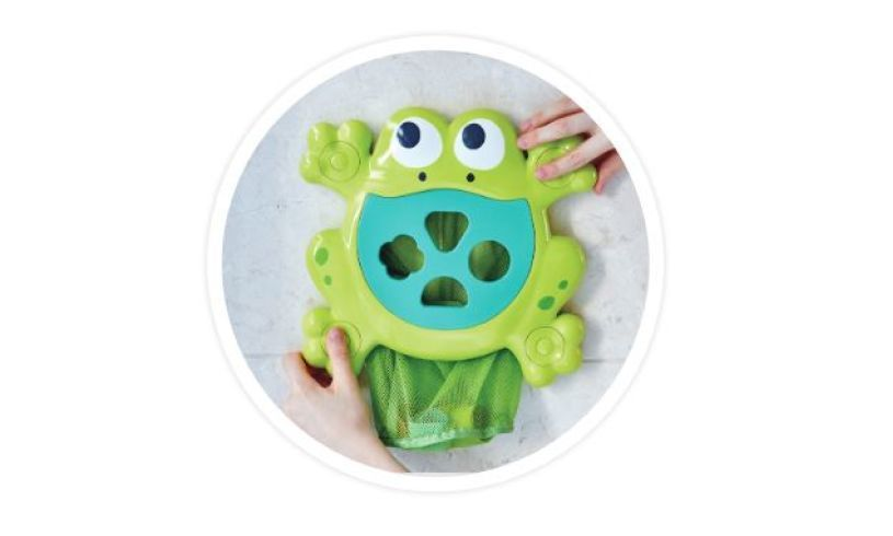 Feed-Me Bath Frog Lifestyle