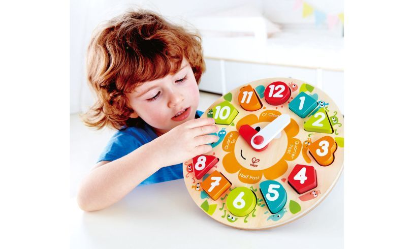 Chunky Clock Puzzle Lifestyle