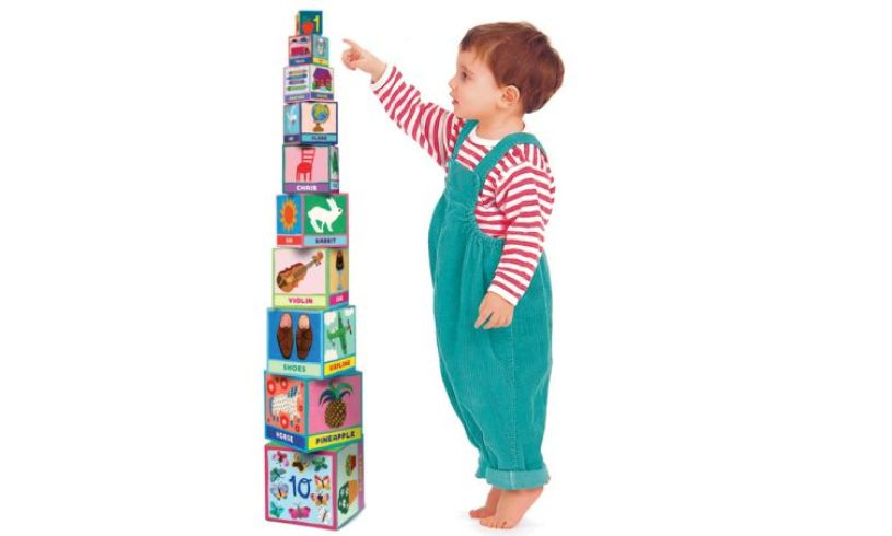 tot tower first words stack and tumble