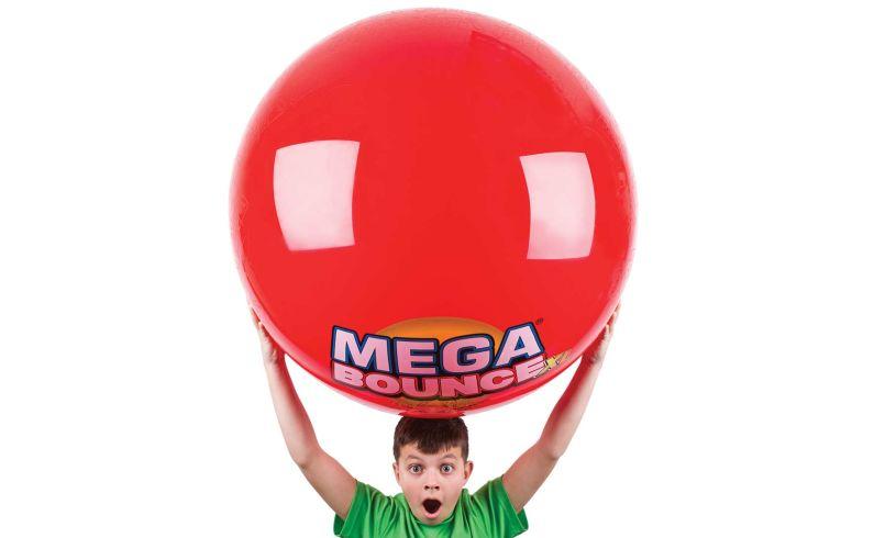 Mega Bounce Huge Bouncy Ball