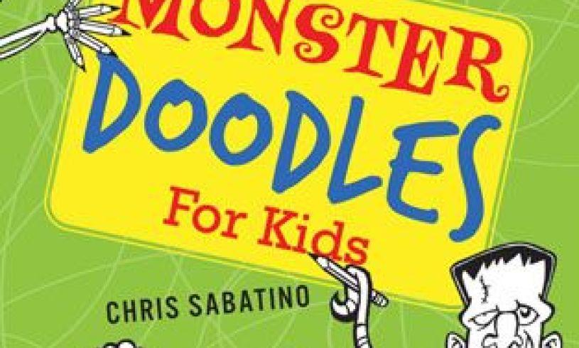 Monster Doodles for Kids