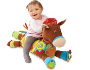 Giddy Up and Play - Soft Pony With Sound