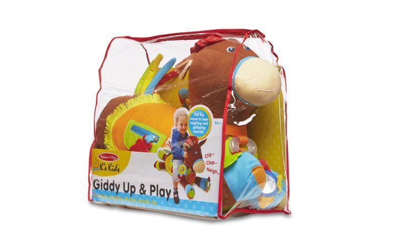 Giddy Up and Play - Soft Pony With Sound Pack