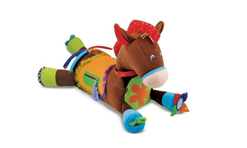 Giddy Up and Play - Soft Pony With Sound Detail