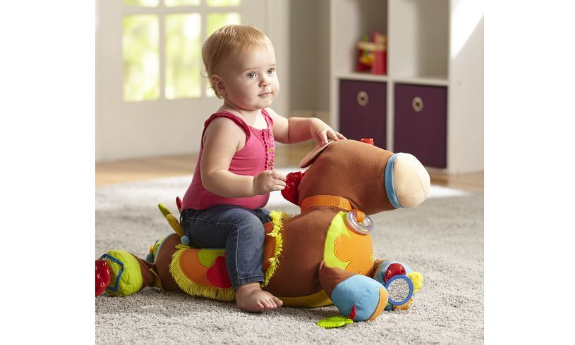 Giddy Up and Play - Soft Pony With Sound Lifestyle