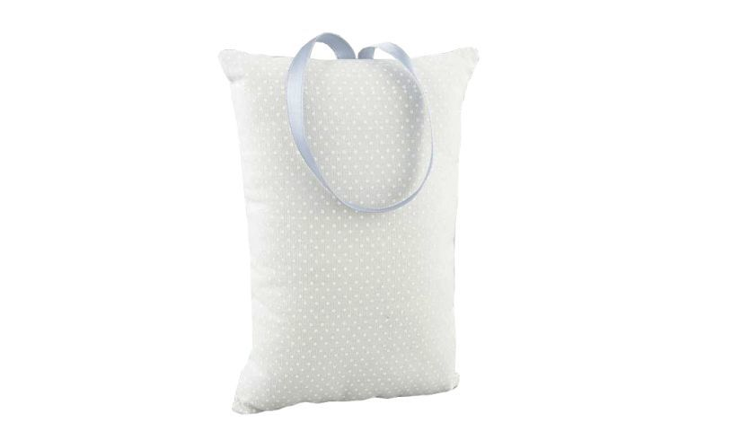 Bunny Tooth Fairy Pillow Back