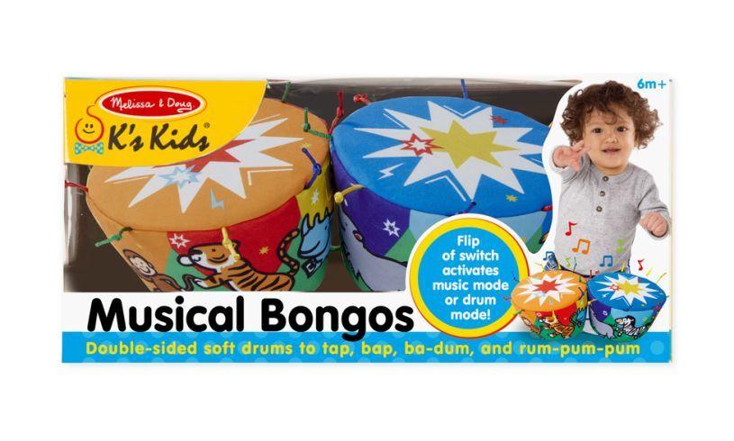 Musical Bongos Box