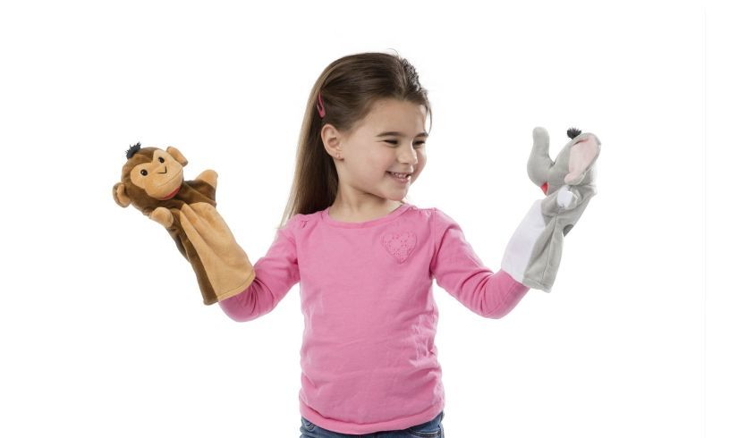 Hand Puppets Lifestyle