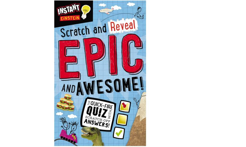 Scratch and Reveal Epic & Awesome