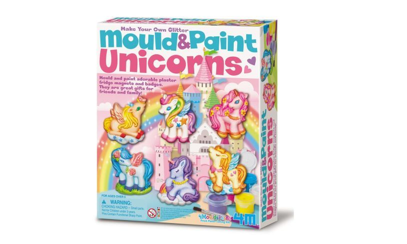 Mould & Paint Unicorns