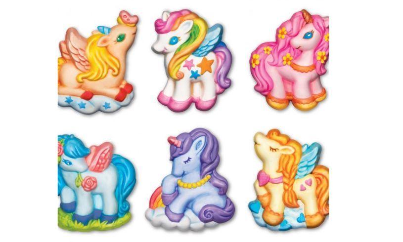 Mould & Paint Unicorns Variety