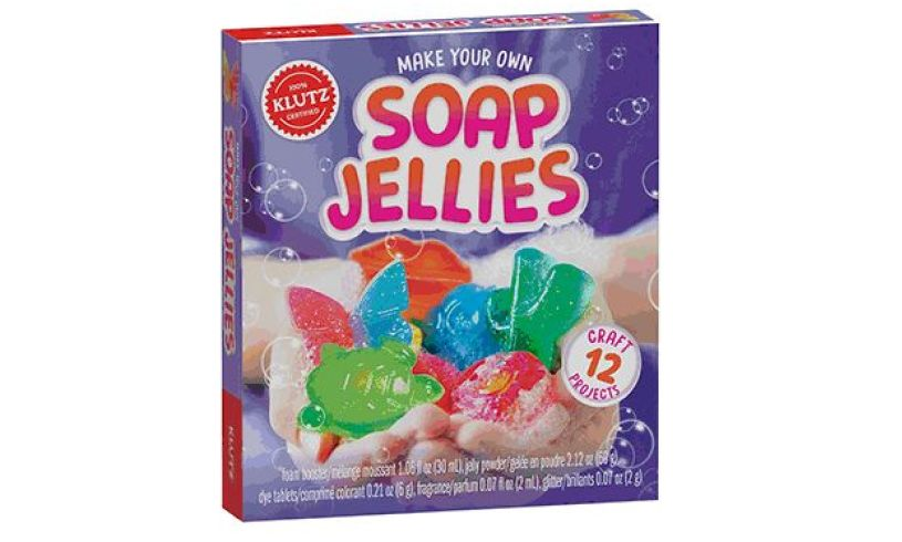 Make Your Own Soap Jellies'