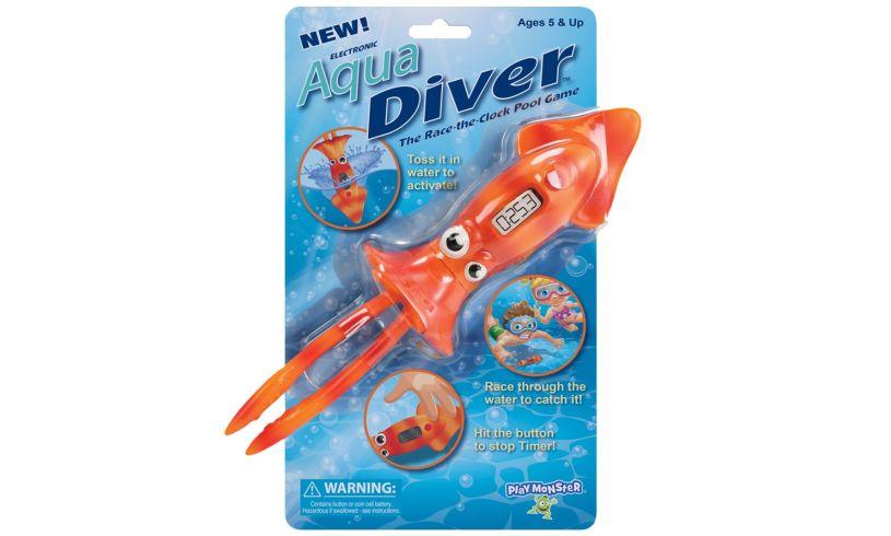 Aqua Diver Pool Toy