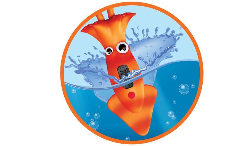 Aqua Diver Pool Toy Timer