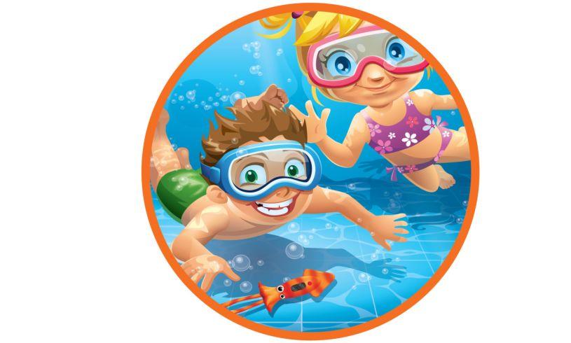 Aqua Diver Pool Toy Kids