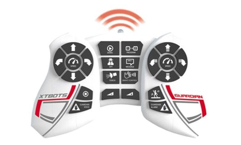 Control for Hi Tech Robot