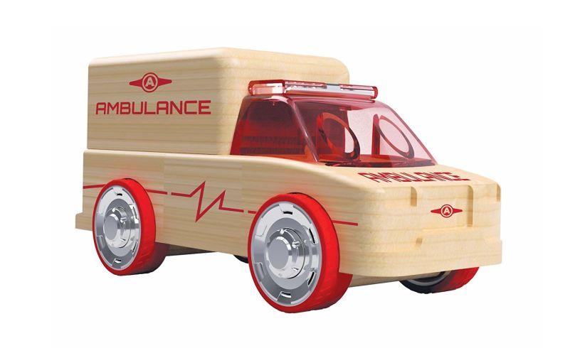 Automoblox Mini Rescue Vehicles Ambulance