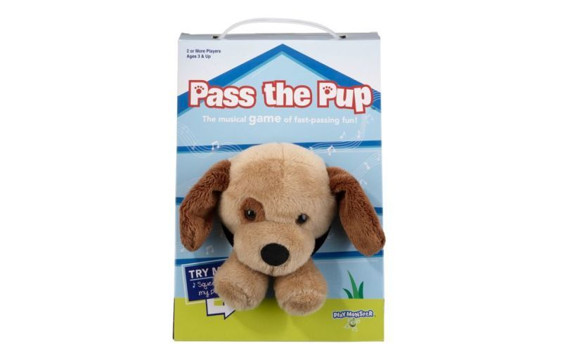 Pass the Pup Pack