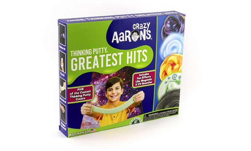 Thinking Putty Greatest Hits Box