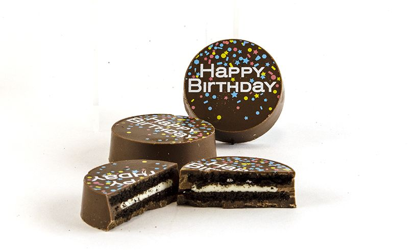 Oreo Gift Box - Happy Birthday' no box