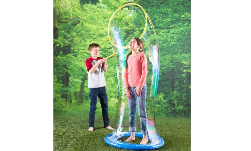 Mega Bubble Kit Colossal bubbles