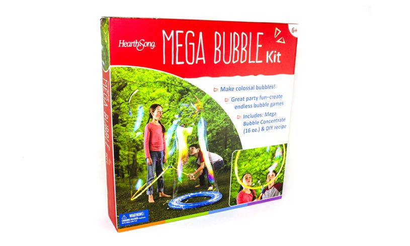 Mega Bubble Kit