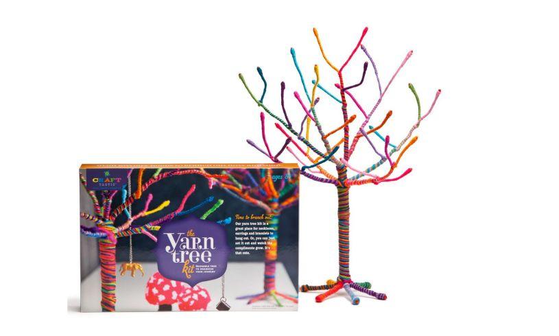 The Yarn Tree Kit - DIY Threading