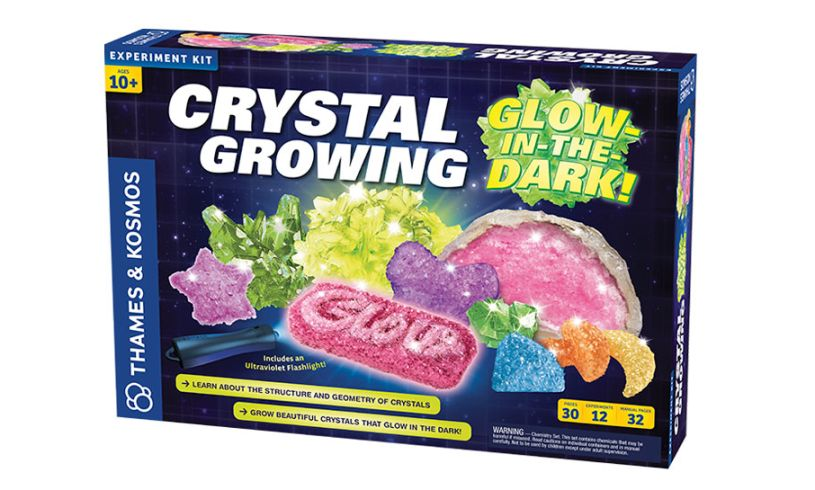 Crystal Growing Kit - Glow in the Dark