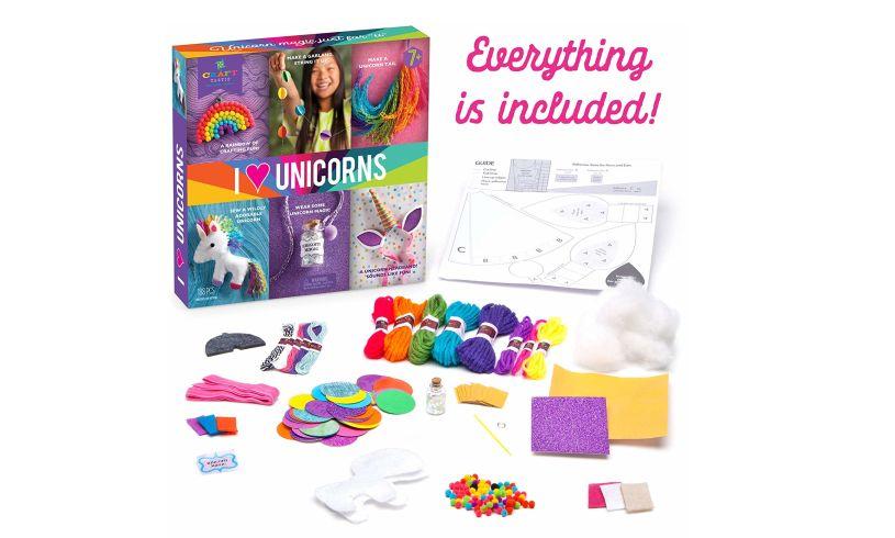 I Love Unicorns Kit - Magical Designs items