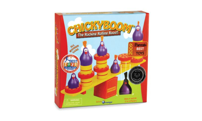 ChickyBoom Box