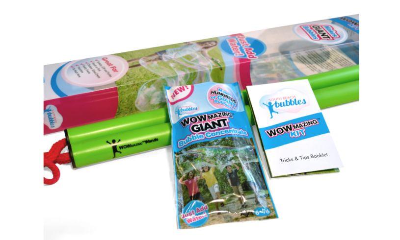 materials giant bubble kit