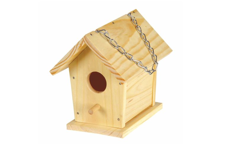 Build A Bird Bungalow House