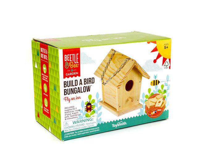 Build A Bird Bungalow