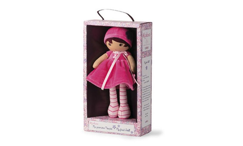 my first doll boxed